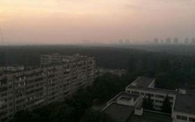 Киевлян взбудоражил запах дыма по всему городу: в сети теряются в догадках