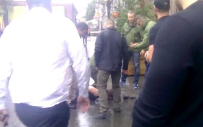 У ГПУ прокоментували бійку зі спецназом НАБУ: опубліковано відео