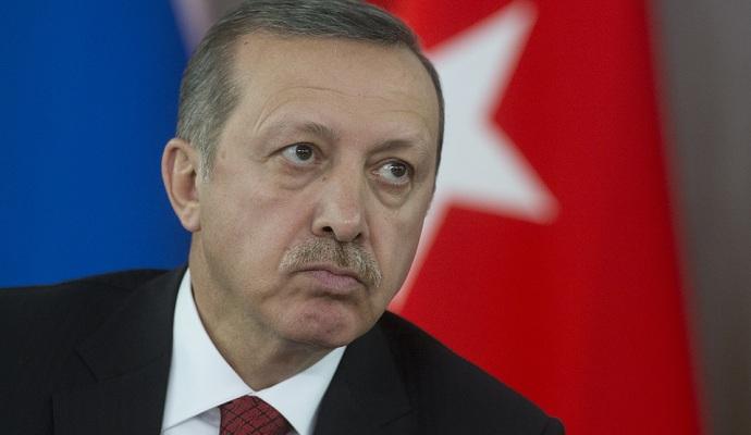 Турция продолжит обстрелы позиций сирийских курдов - Эрдоган