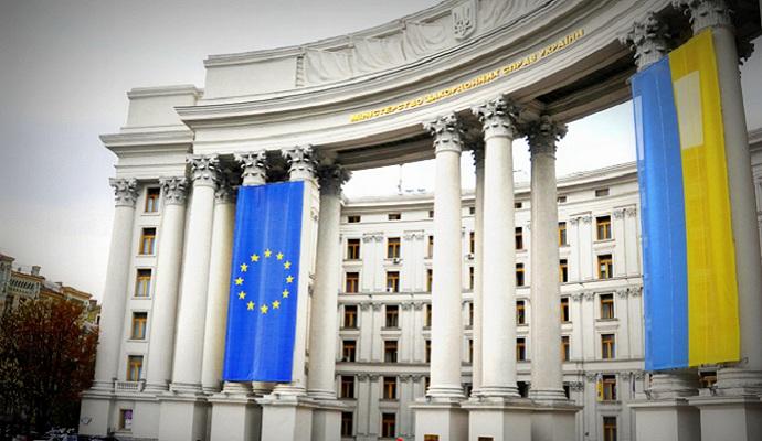Міністри закордонних справ Литви, Польщі та Швеції відвідають Україну