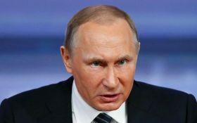 Путин выступил с резонансной речью в оккупированном Крыму