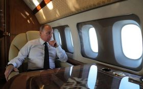Чудо кремелевских капризов: в сети появились фото роскошного самолета Путина