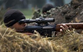 Ликвидация снайпера ДНР: украинские бойцы рассказали подробности