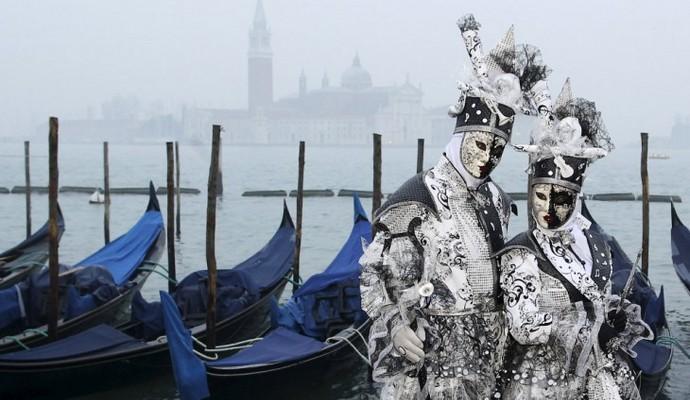 Венецианский карнавал-2016 (фото)