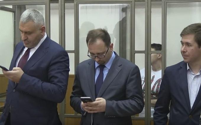 Как Савченко слушала приговор: появилось новое видео