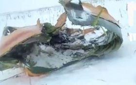 Появились данные о причинах катастрофы Ан-148 в Подмосковье