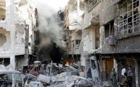 США завдали потужного удару по військових об'єктах у Сирії