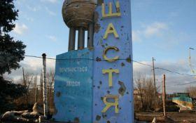Воины АТО на Донбассе подстрелили гражданского