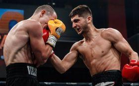 Украинский боксер победил нокаутом россиянина - зрелищное видео