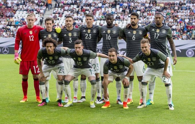 Наші суперники: Німеччина оголосила склад на Євро-2016