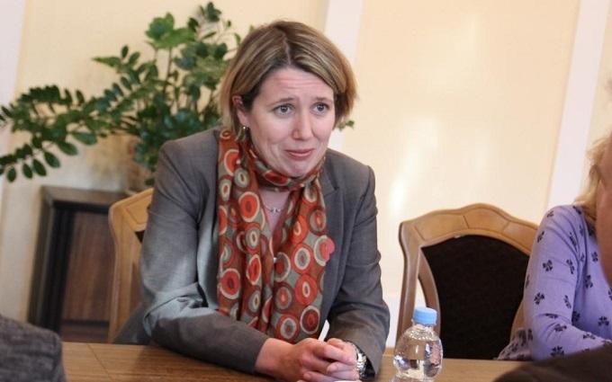 Есть ли в Украине гомофобия: ЛГБТ-посол рассказала, как ей живется в Киеве