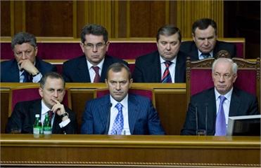 На первое место в списке Партии регионов претендуют шесть кандидатов, - СМИ