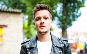 Популярный украинский рокер во второй раз станет отцом