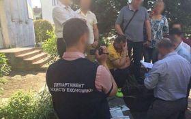 Среди задержанных чиновников-взяточников на Закарпатье был мэр Чопа