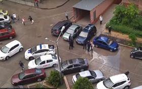 В Одессе произошла массовая драка со стрельбой, пострадал полицейский: опубликованы видео
