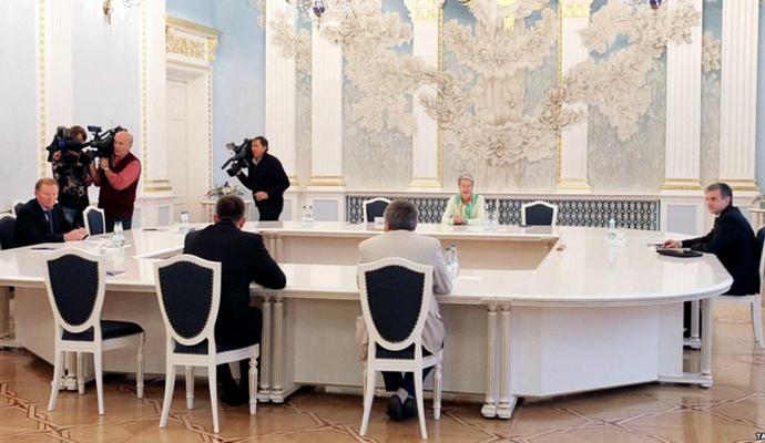 Відбудеться зустріч Тристоронньої групи в Мінську