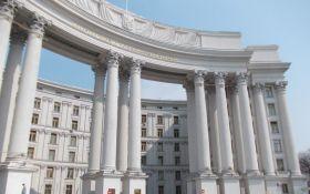 МИД Украины предупреждает о возможности силового ответа на действия РФ