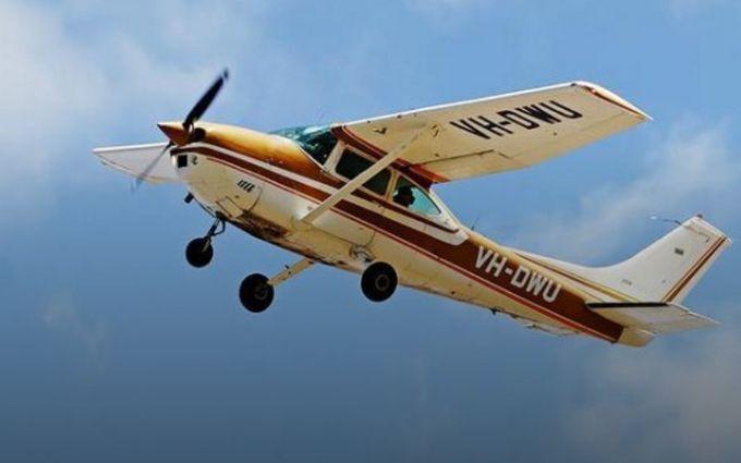 В Греции разбился самолет, погибла семейная пара из Украины