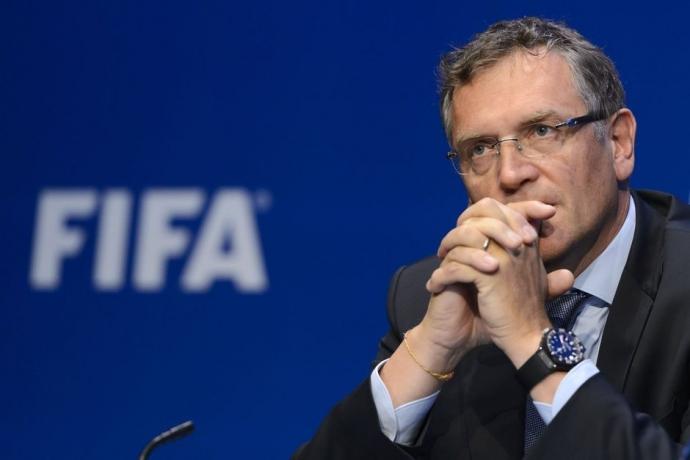 Вальке позбавили поста генерального секретаря ФІФА