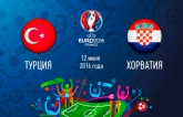 Турция - Хорватия - 0-1: хронология матча Евро-2016