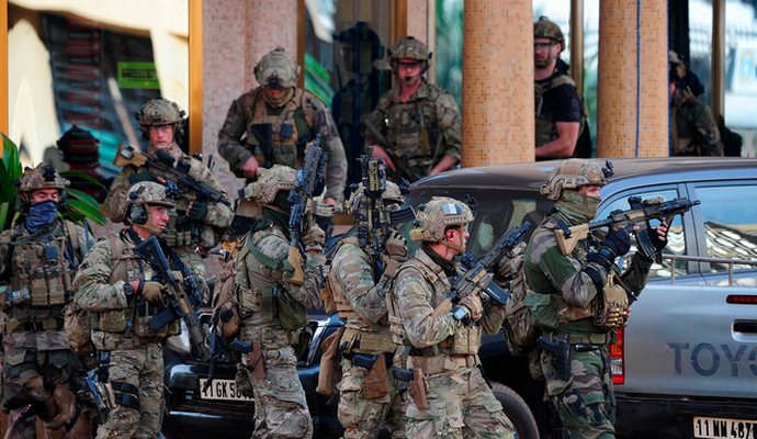 В Харьков отправили тела погибших в Буркина-Фасо