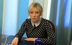 В Литве разгорелся скандал из-за заявлений Захаровой
