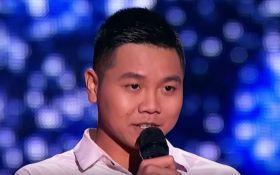 Вьетнамец растрогал украинцев на популярном шоу: опубликовано видео