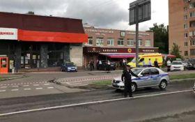 У Москві невідомий захопив в заручники покупців магазину: є постраждалі