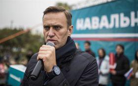 """Алексей Навальный оказался за решеткой из-за акции """"Он нам не царь"""""""