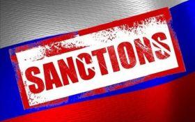 Россия отреагировала на украинские санкции специальным обращением