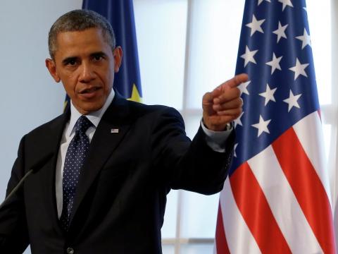 Обама виключає взаєморозуміння з Росією за стратегією в Сирії (1)