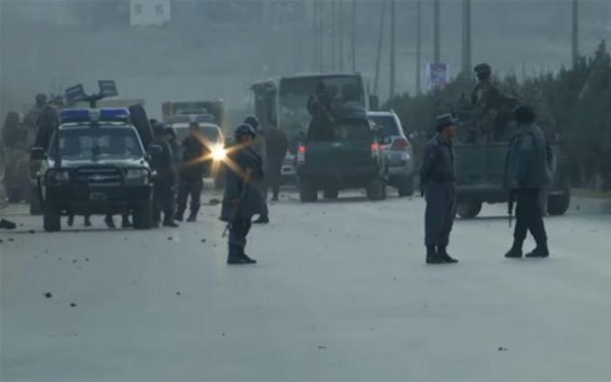 Двойной теракт совершен врайоне посольстваРФ вКабуле