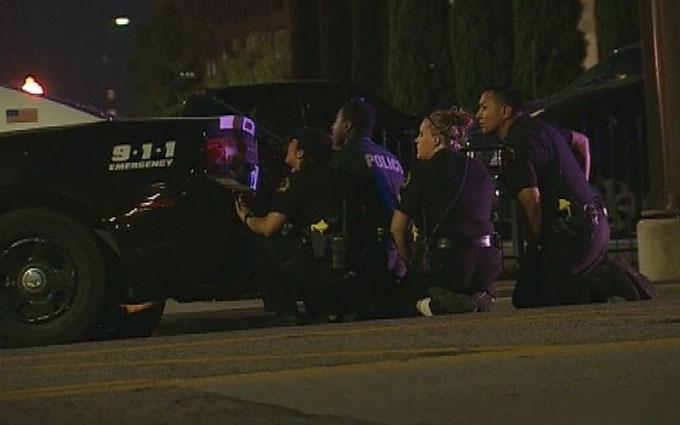 У Далласі в США спалахнули протести, вбиті поліцейські: з'явилися фото і відео перестрілки