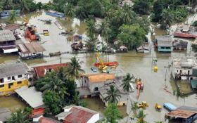 Наводнение и оползни на Шри-Ланке: число погибших возросло до 164