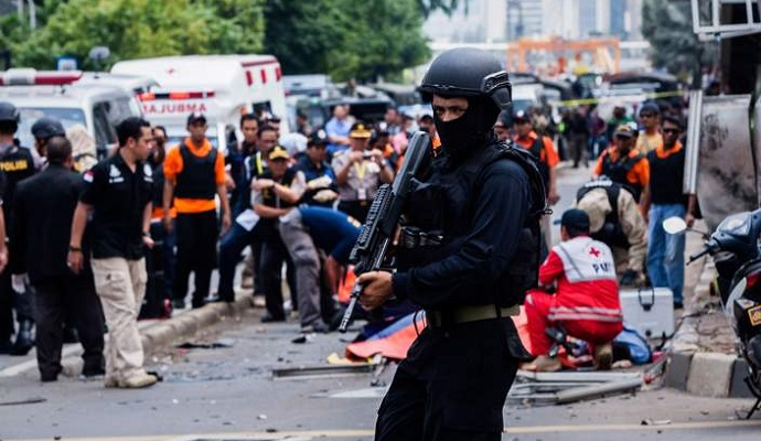 Пов'язане з ІДІЛ угруповання відповідальне за атаки в Джакарті - поліція