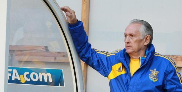 Михаил Фоменко рассказал о подготовке к Евро-2016