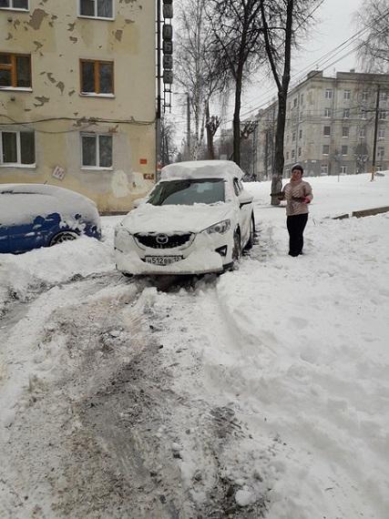 Россию накрыл апрельский снегопад: опубликованы зрелищные фото и видео (1)