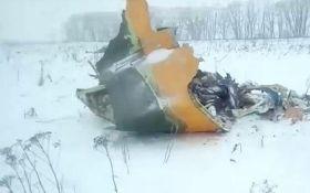 Авіакатастрофа Ан-148 в Росії: опубліковано перше відео з місця події