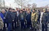 Главе ОБСЕ на Донбассе показали работу боевиков ДНР: появились фото