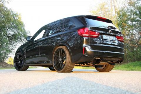 G-Power представив 700-сильний BMW X5 M (7 фото) (3)