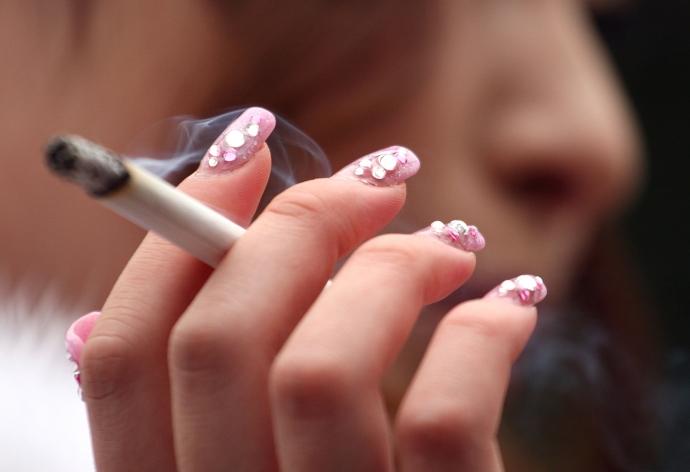 Курящие люди практически не воспринимают горький вкус
