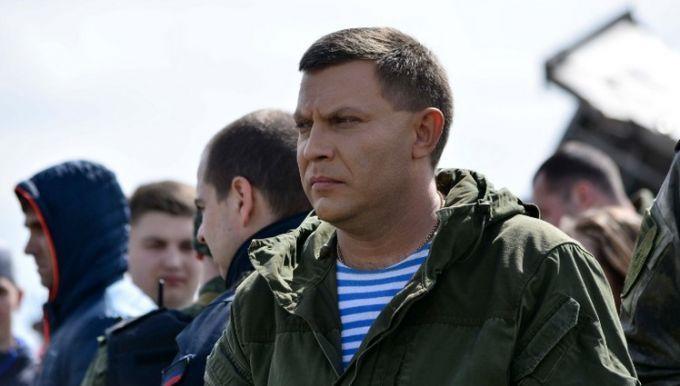 Главарь боевиков «ДНР» выдвинул требования ООН