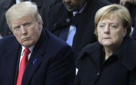 Трамп шантажировал и угрожал Меркель: стало известно о громком скандале на саммите НАТО