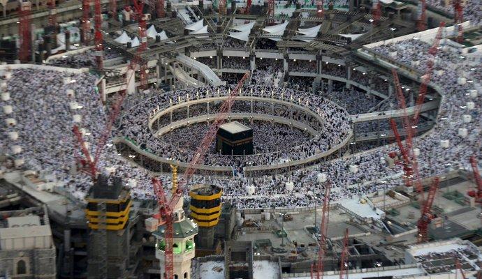 Иранцам запретили совершать паломничество в Мекку и Медину