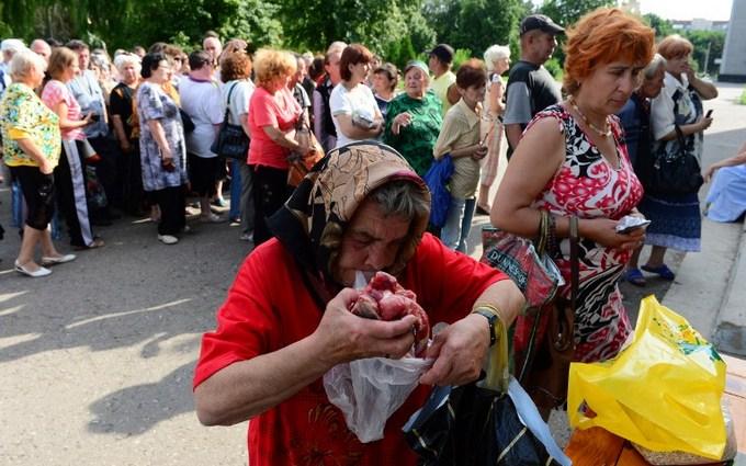 Власти приостановят соцвыплаты части переселенцев