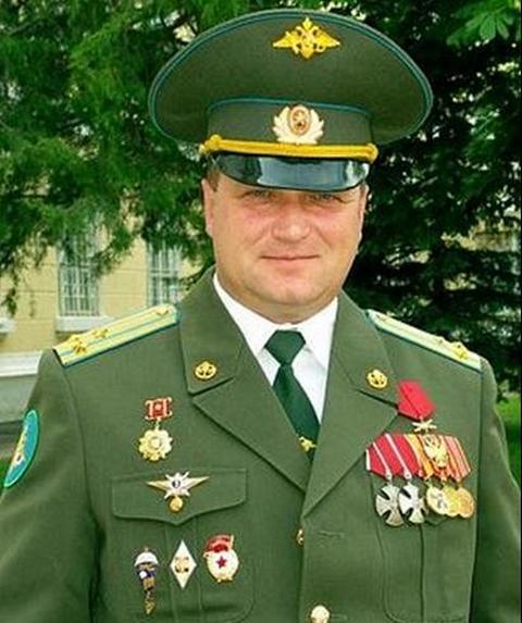 Разведка показала российского генерала, который командует боевиками на Донбассе (1)
