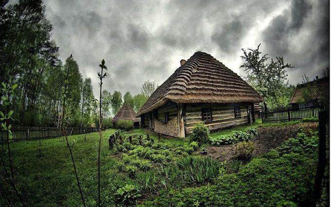 В умирающих селах Украины нашли очень интересных людей