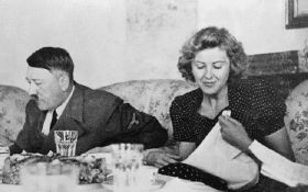 Раскрыто шокирующие подробности личной жизни Гитлера и его жены