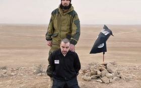 """""""Мало не здасться нікому"""": в РФ прокоментували відео страти росіянина терористами ІДІЛ"""