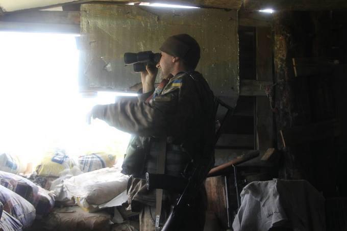 Наслідки боїв на Донбасі: українські військові показали нові фото (1)